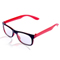 Aoito Full Rim Spectacles Frame - Black & Red_AO-2BR-6