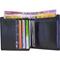 Arpera Leather Wallet for Men - Black_C11442-1