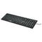 Envent Glide Soft Chiclet Key Keyboard - Black