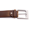 Porcupine Leather belt - Light Brown