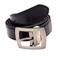 Porcupine reversible Faux Leather belt - Brown & Black_GRJBELT4