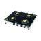 Signoracare SCLPG-2204GT 4B Glass Cooktop - Black SCLPG(GT)-2204