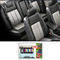 Samsun Car Seat Cover for Maruti Suzuki Grand Vitara  - Grey & Black