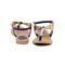 Ten Synthetic Leather 301 Women's Sandals - Blue