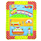 Wonderkids Printed Fleece Blanket - Multicolor - MW057-VEHPRI