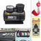 Combo of Car Air compressor + Air Perfume + CD-DVD Visor + Non Slip Mat + Hanging Fengshui