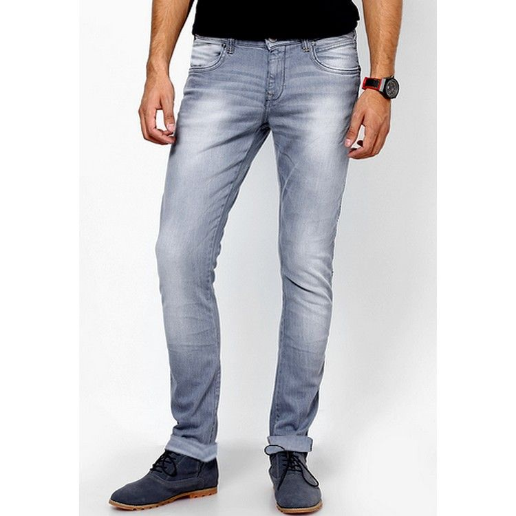 Buy Branded Regular Fit Stylish Jeans For Men - Raymond Cotton ...