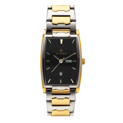 Watches For Men Titan In Black