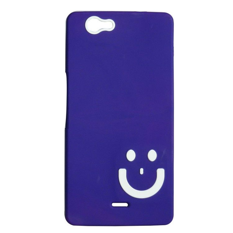 Snooky Smiley Back Case Cover For Micromax Canvas Knight Cameo A290 ...