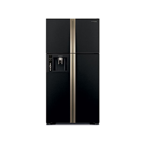 buy hitachi r w720fpnd1x 638l inverter big french frost. Black Bedroom Furniture Sets. Home Design Ideas