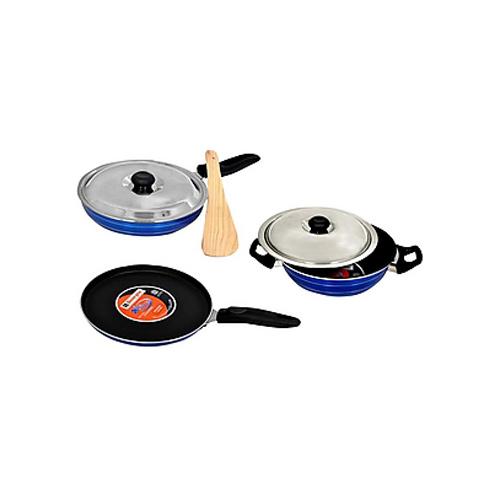 Naaptol Kitchen Set: Buy Nonstick Cookware Set Online At Best Price In India On
