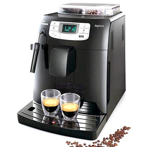 saeco intelia automatic espresso machine