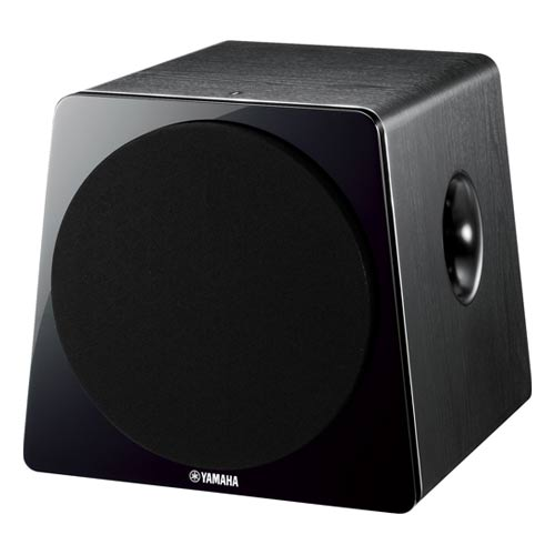Buy yamaha ns sw500 subwoofer black online at best price for Yamaha ns sw40 price