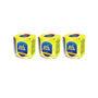 Pack of 3 Areon Lemon Fragrance Gel Air Freshner