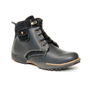 Bacca bucci Leather Boots - Black-5539