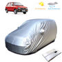 Body Cover for Maruti Suzuki 800 - Silver