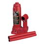 Bottle Hydraulic Jack for Car 2 Ton - Red
