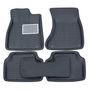 Branded 3D Car Bucket Tray Footmat For Cruze - Black