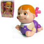 Naughty Baby Girl Toy With Light , Music , Bump N Go Mystery Action & Swing