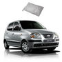 Galaxy Car Body Cover For Hyundai Santro Xing - Silver