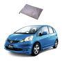 Galaxy Car Body Cover Honda Jazz - Silver