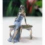 Importwala multi Decorative Lady Figurine 1403-1010