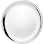 Mosaic Deluxe Dinner Plate 6pcs - Silver