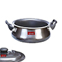 OK Non-Stick Handi with Lid-H3 - Black