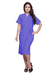 Lavender Turkish Cotton Bathrobe_DB-BR-RTM-206