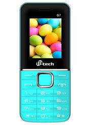 Mtech G7 8GB Dual Sim Phone - Blue