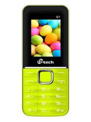 Mtech G7 8GB Dual Sim Phone - Green