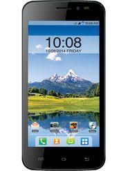 Intex Aqua Q1 Smart Mobile Phone - Grey