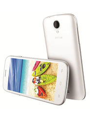 Intex Aqua i5 Octa Android Kitkat with 1 GB RAM and 8 GB ROM 3G Smartphone - White