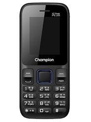 Champion X2 Sleek Plus Dual Sim - Blue