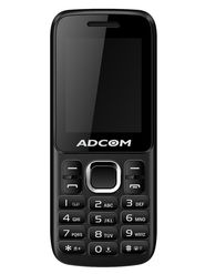 Adcom C1- 1.8 inch CDMA phone _Black & Blue