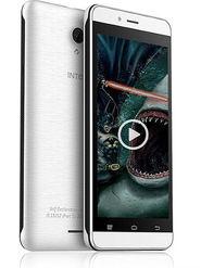 Intex Aqua Q7 Pro 4.5 Inch Android (Lollipop) 3G Smartphone - White