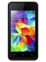 Trio T41 Selfie II 4 Inch Android KitKat 3G Smartphone - Black