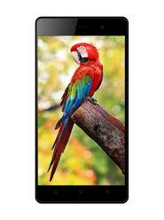 Karbonn Titanium S205 2GB 5 Inch Android (Lollipop) Dual Sim 3G Calling Smartphone - Black & Blue