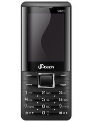 Mtech STAR 1 Dual Sim Feature Phone - Black