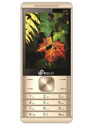 Mtech G10 Dual Sim Feature Phone - Golden