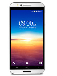 Lava A67 5 Inch Lollipop 3G SmartPhone - White