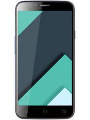 Karbonn Quattro (4G) L50-HD 5 Inch Android (Lollipop) Dual Sim Smartphone - Blue