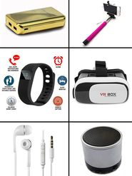 Combo Of Vizio Smart Wearable Devices + Accessories