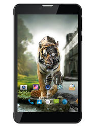I KALL N4 Marshmallow 4G Calling Tablet (RAM : 1 GB : ROM : 8GB) - Black