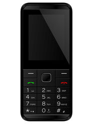 Xccess X241 Bold Super Feature Phone - Black