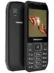 Karbonn Mobile K4000 Bahubali (Black)