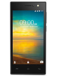 Lava A76+ Marshmallow 4G Smartphone (RAM : 1GB ROM : 8GB) - Black