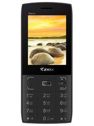 Ziox Trendy Dual SIM Feature Phone (Black)