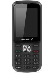 Videocon Bazoomba V2DA Dual SIM Feature Phone (Black)