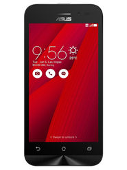 ASUS ZENFONE GO 4.5 LTE ZB450KL With 4G (RAM : 1 GB : ROM : 8 GB) Red